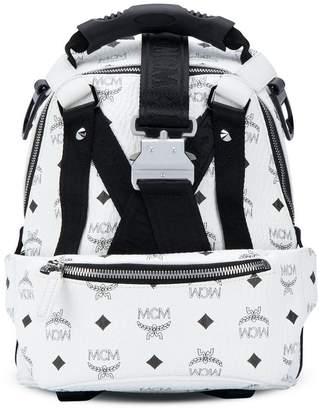 MCM Visetos Jemison backpack and belt bag