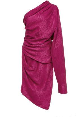 Hellessy Ainsley Drape Dress