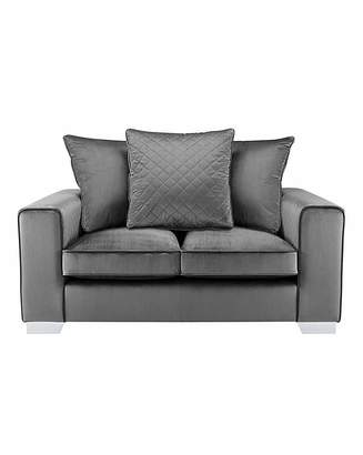 Fashion World Luciano 2 Seater Pillowback Sofa