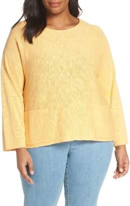 Eileen Fisher Round Neck Sweater