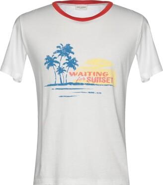 Saint Laurent T-shirts - Item 12238661OW