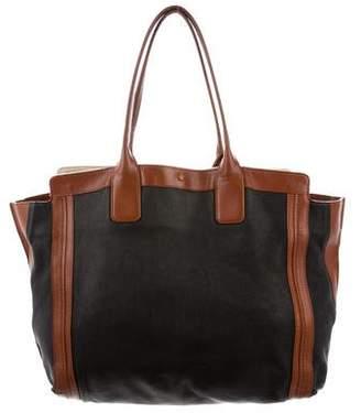 Chloé Leather Alison Tote