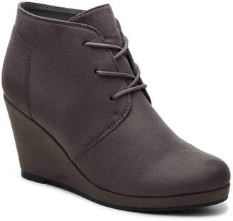Journee Collection Enter Wedge Bootie - Women's