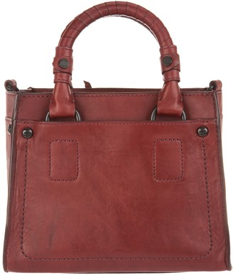 Frye Leather Demi Mini Satchel