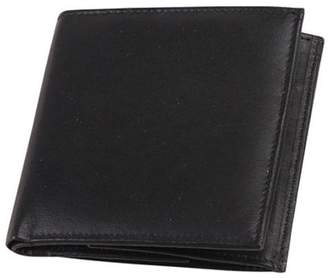 "Preferred Nation P8016 Wallet w/ Coin Pocket Dark Brown (CDB) 4.5"" x 4"""