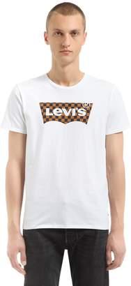 Levi's Fashion Logo Jersey T-Shirt
