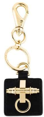 Givenchy Leather Bullet Keychain