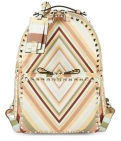 Valentino Miscellaneous Studded Backpack