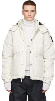 The North Face Off-White Down Box Canyon Jacket