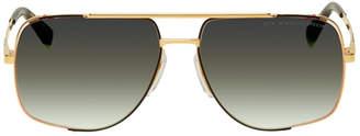 Dita Gold Midnight Special Sunglasses