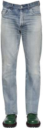 Balenciaga 20cm Bootcut Cotton Denim Jeans
