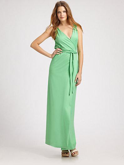 Diane von Furstenberg Yahzi Maxi Dress