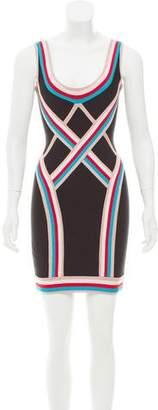Herve Leger Bryanne Bandage Dress