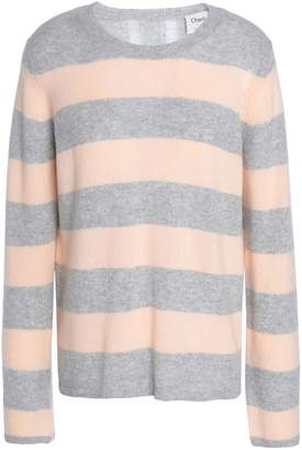 Charli ストライプ カシミヤ セーター