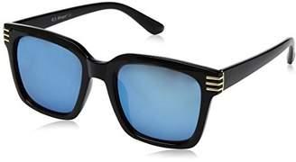 A. J. Morgan A.J. Morgan Crux Rectangular Sunglasses