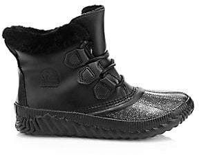 Sorel Women's Out N About Shearling Lined Lux Boots