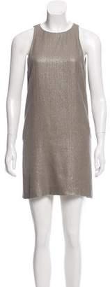 HUGO BOSS Hugo by Silk Embellished Dress