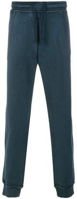 Stone Island drawstring fitted trousers