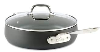 All-Clad 4-Quart Hard Anodized Aluminum Nonstick Saute Pan