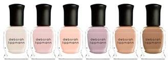 Deborah Lippmann 'Undressed' Nail Polish Set - Undressed $34 thestylecure.com
