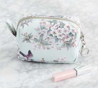 Pottery Barn Plum Blossom Cosmetic Pouch