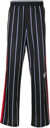 MSGM striped track pants