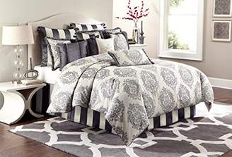 Michael Amini 12 Piece Peyton Comforter Set