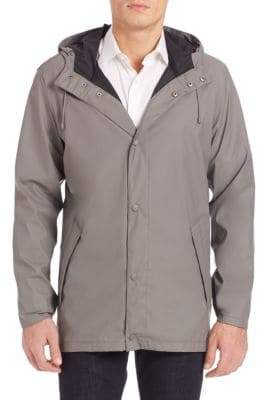 Cole Haan Bonded Softshell Seam Sealed Topper