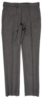 Vince Wool Straight-Leg Pants w/ Tags