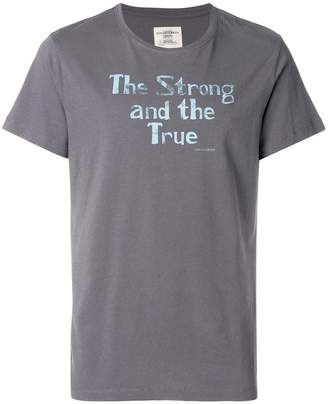 Kent & Curwen slogan T-shirt
