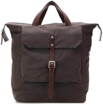 Ally Capellino square backpack