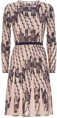 M Missoni Textured Weave Mini Dress