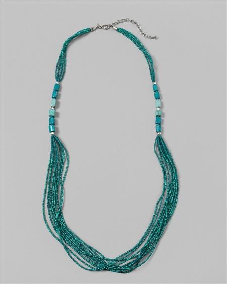 Kira Long Necklace