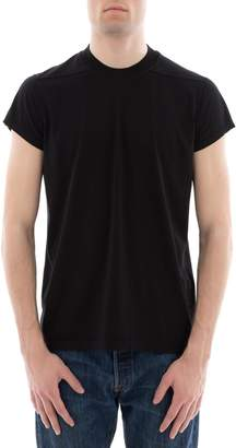 Drkshdw Black Cotton T-shirt