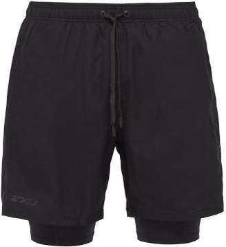 2XU Xctrl Compression Lined Shorts - Mens - Charcoal