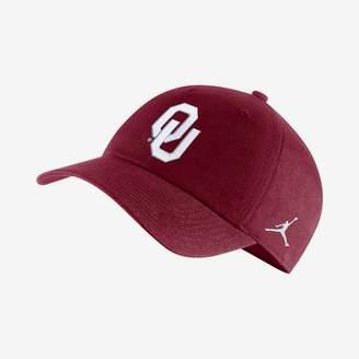 Nike Hat Jordan College Heritage86 (Oklahoma)