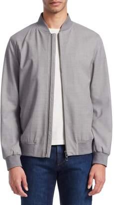 Loro Piana Ivy Wool-Blend Bomber Jacket