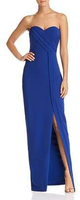 Bariano Strapless Column Gown - 100% Exclusive