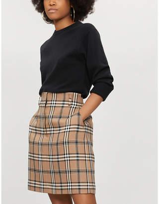 Benetton Unisex long-sleeved cashmere jumper