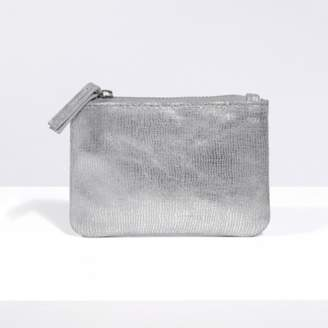 The White Company Suede Coin Purse