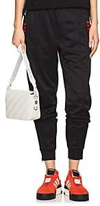 adidas by Alexander Wang Women's Graphic Jersey Track Pants - Black