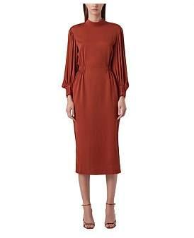 Camilla And Marc Teresa Gathered Waist Dress