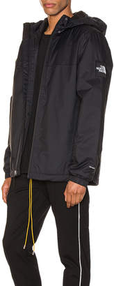 The North Face Black Box Ins Mountain Q Jacket in TNF Black | FWRD