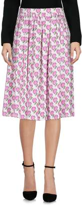Prada Knee length skirts - Item 35356925PG