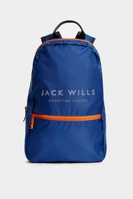 Jack Wills Brennan Sports Backpack