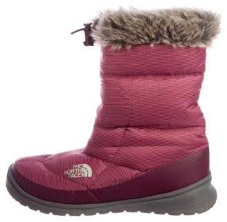The North Face Padded Round-Toe Booties