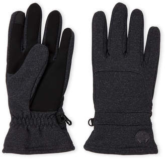 Weatherproof Microsuede Tech Gloves