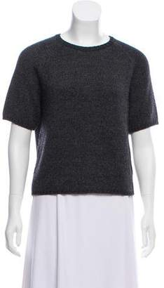 Max Mara Weekend Short Sleeve Sweater