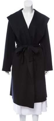 The Row Wool Robe Coat