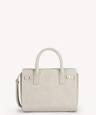 Sole Society Estella Medium Satchel Exotic Medium Vegan Satchel